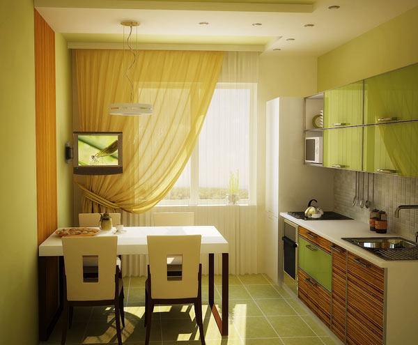 Кухня «Футура 3»