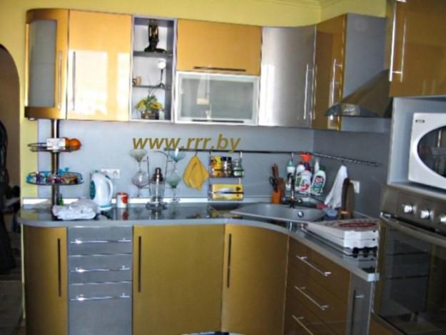 Кухня «Gold&Silver»