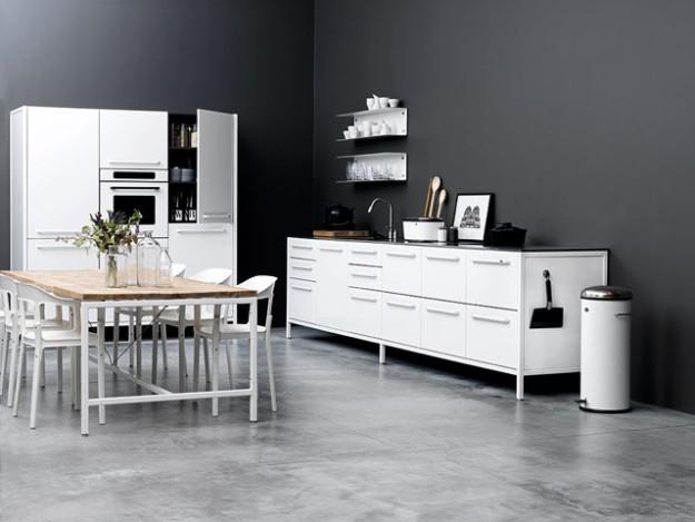 Кухня «Steel Dream»