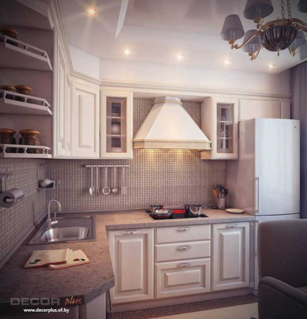 Кухня угловая «Adria»
