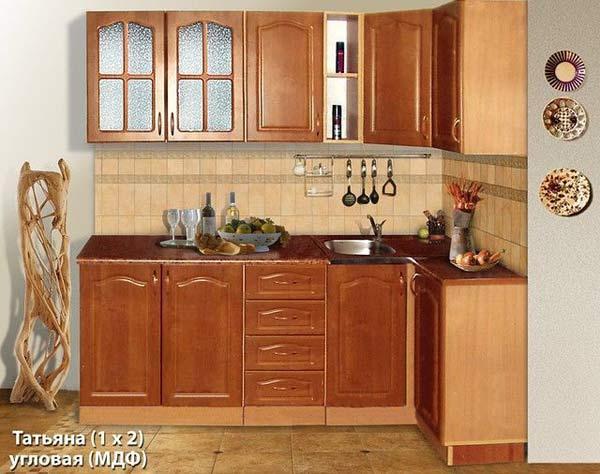 Кухня угловая «Алеся»