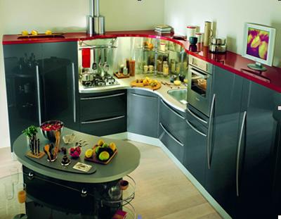 Кухня угловая «Авангард»