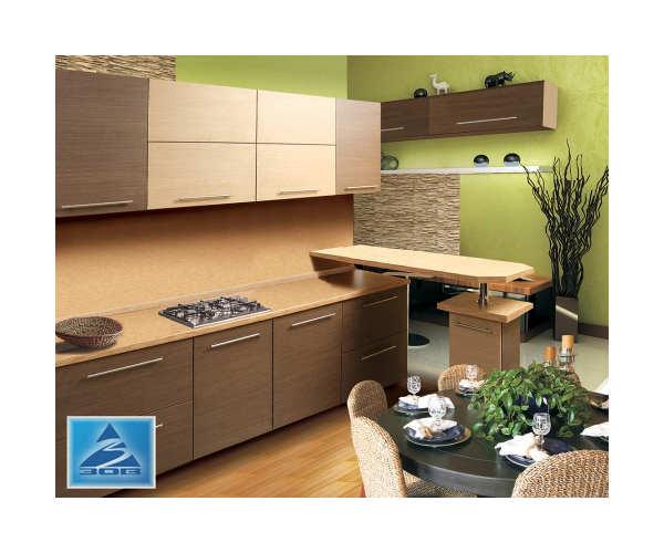 Кухня угловая ДСП «Легно» К-11