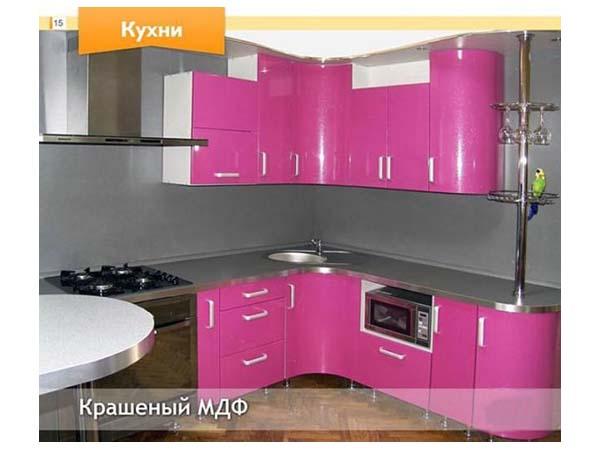 """Кухня угловая """"Славия"""""""