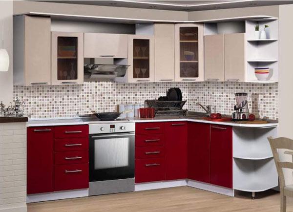 Кухня угловая «Виола»
