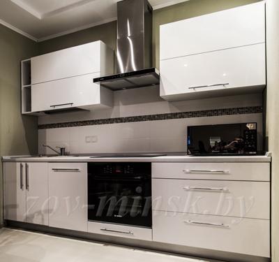 Кухня ЗОВ №25 «Белая»