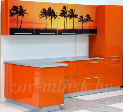 Кухня ЗОВ №27 «Оранж»