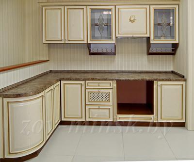 Кухня ЗОВ №34 «София»