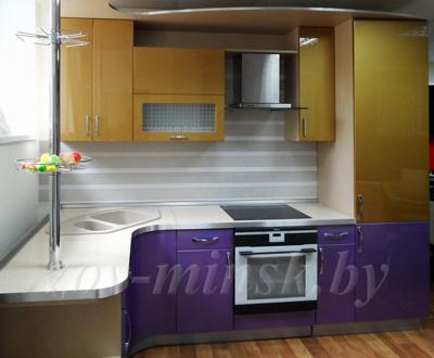 Кухня ЗОВ №42 «Разноцветная»