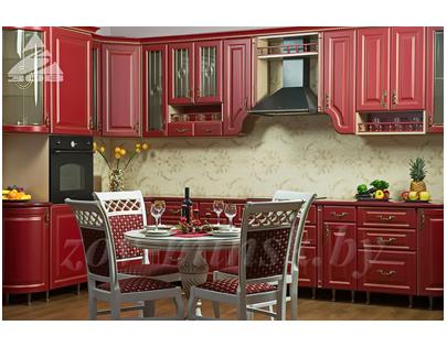 Кухня ЗОВ №49 «Париж-3»
