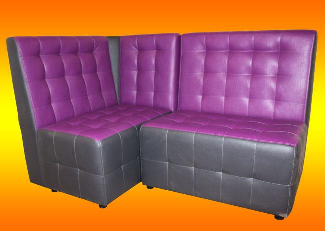 Кухонный диван с высокой спинкой «Мурано»