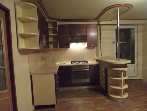 Кухонный гарнитур компактный