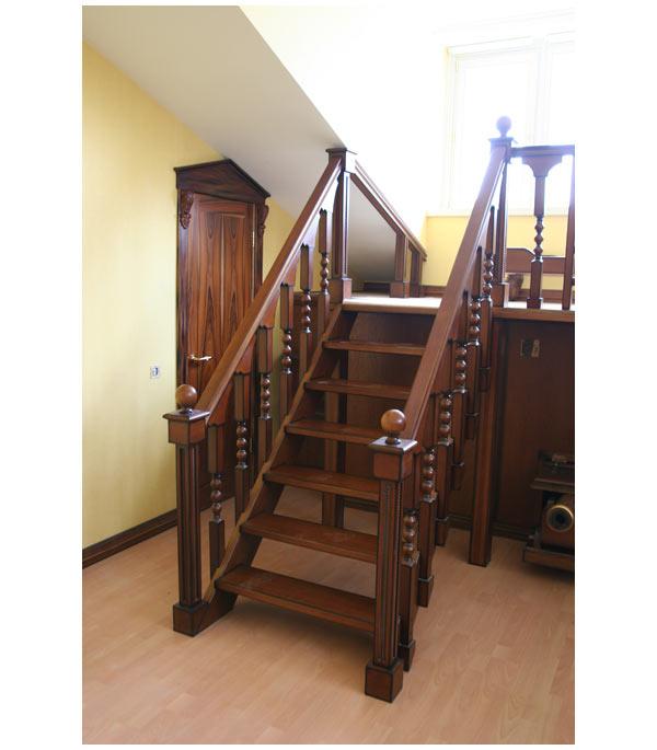 Лестница прямая из массива