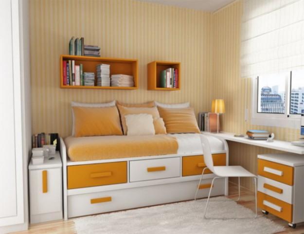 Мебель для детской с комбинированными фасадами