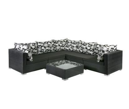 Мебель для отдыха из ротанга «Genoa»