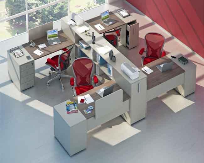 Мебель для персонала «Bruni»