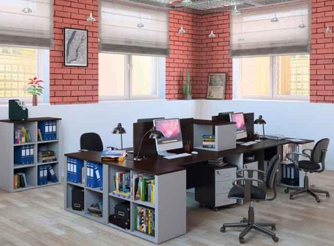 Мебель для персонала «City»
