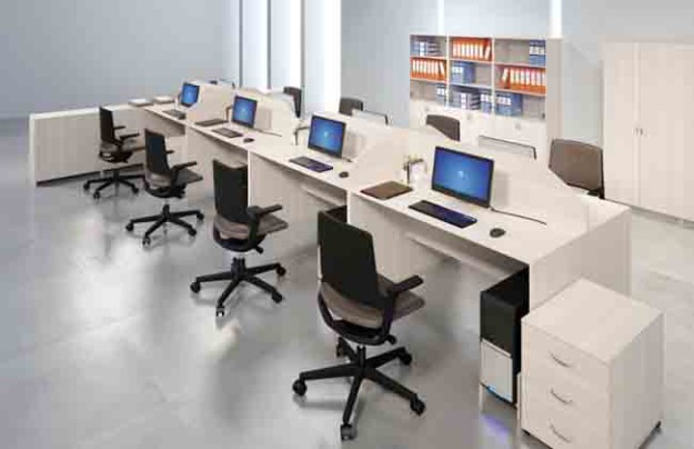 Мебель для персонала «Strato»