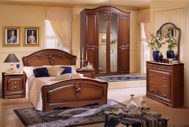 Мебельный набор для спальни «Валерия 4»