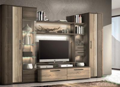 модульная система для гостиной бруна купить стенки горки