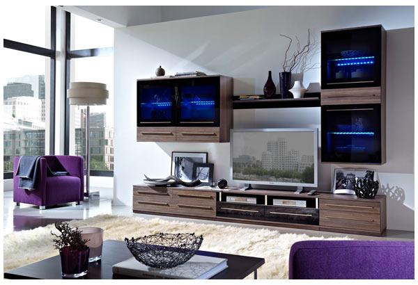 Модульная система для гостиной «Like»