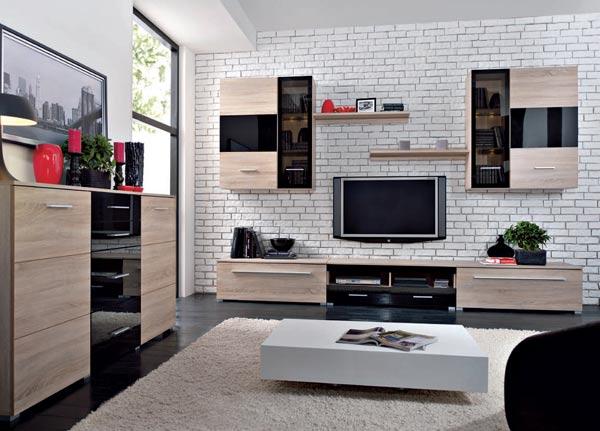 Модульная система для гостиной «Somatic»