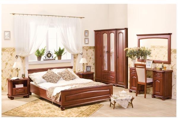 Модульная система для спальни «Наталия»