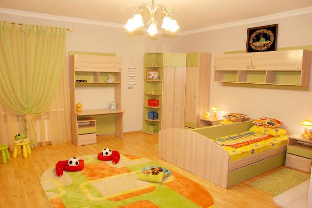 Модульный набор для детской ЛДСП