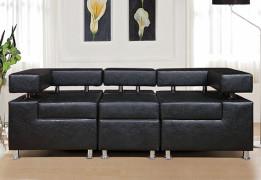 Модульный офисный диван