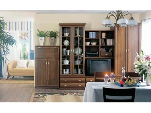 Набор корпусной мебели для гостиной «Болеро»