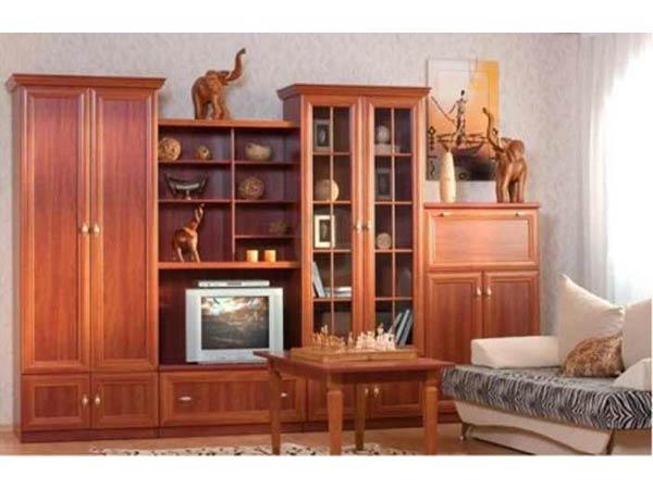 Набор корпусной мебели для гостиной «Саба»