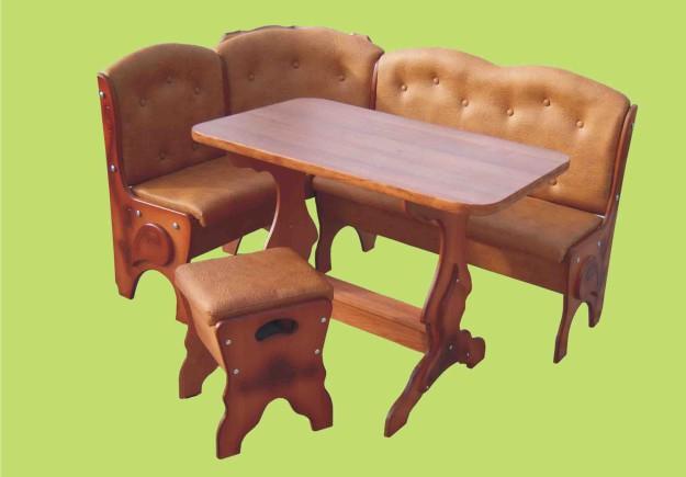 Набор кухонной мебели малый дутый