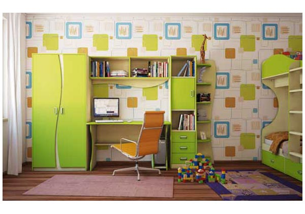 Набор мебели для детской «Комби 3»