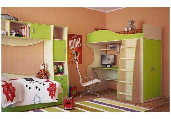 Набор мебели для детской «Комби 4»