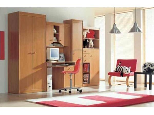 Набор мебели для детской комнаты «Юниор» (soft)