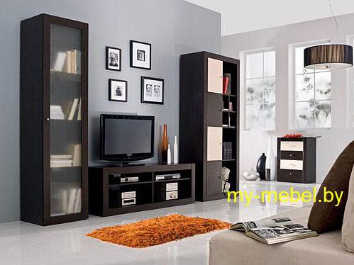 Набор мебели для гостиной «Капри 4»