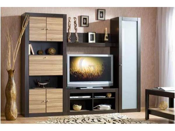 Набор мебели для гостиной «Капри» система