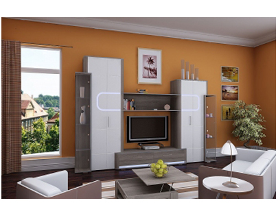 Набор мебели для гостиной «Стелла»