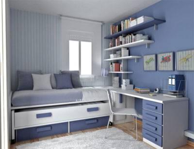 Набор мебели для комнаты мальчиков