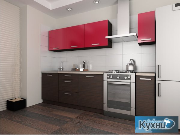 Набор мебели для кухни «МалинкаН»