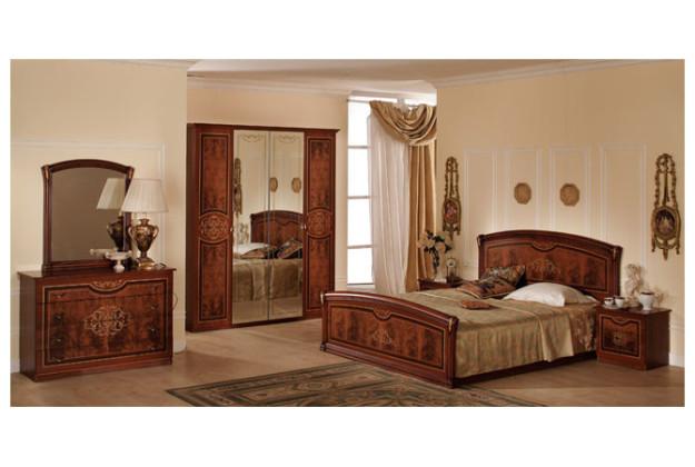 Набор мебели для спальни с матовым корпусом «Верона»