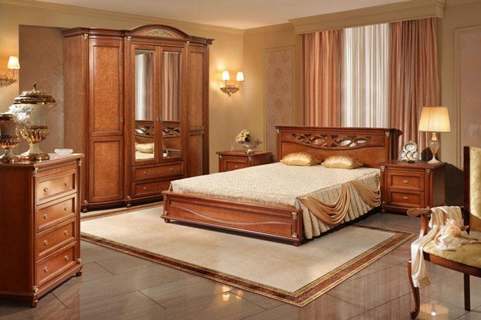 Набор мебели для спальни «Валенсия»