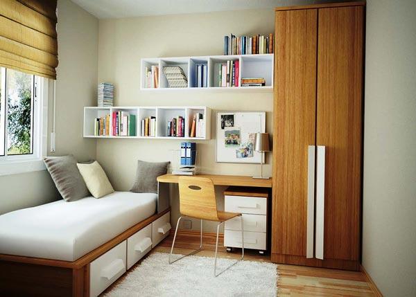 Набор мебели в светлых тонах