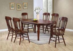 Обеденная группа (стол + 6 стульев)