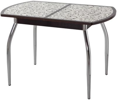 Обеденный стол с рисунком на столешнице «Чинзано ПО-2»
