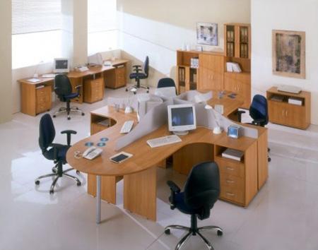 Офисная мебель «Сити»