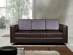 Офисный диван с сиденьем из трех подушек