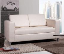 Офисный диван с высокими подлокотниками