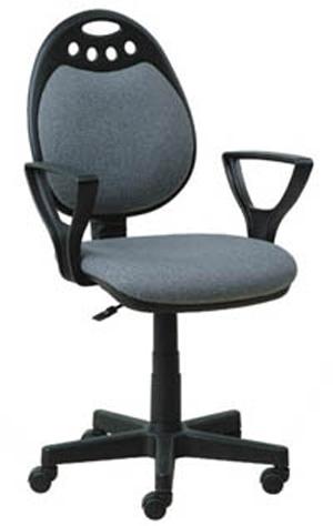 Офисный стул с увеличенным объемом сиденья «Marc»