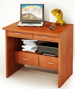 Письменный стол компактный с выдвижными ящиками «С-31»
